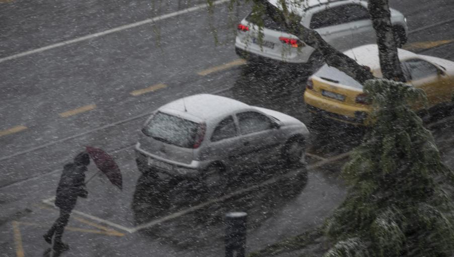 Snijeg Hrvatska Vjetar