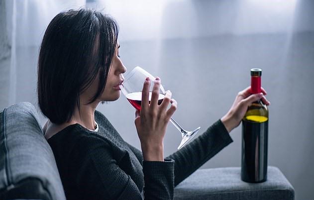 Alkohol Vino
