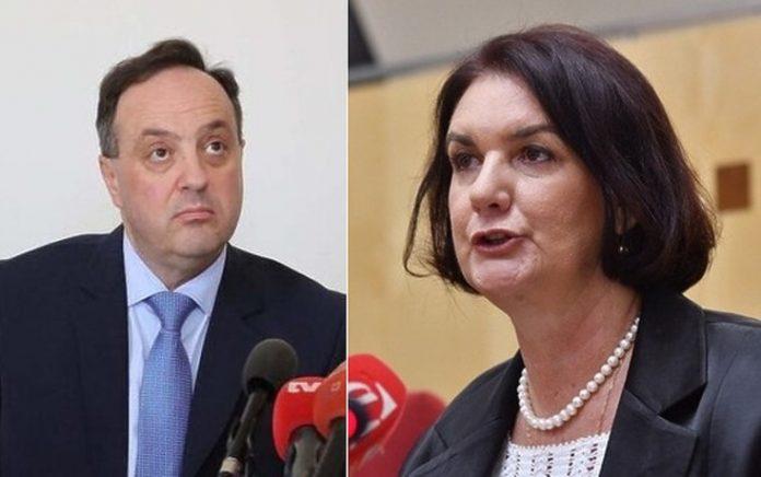 Gordana Tužiteljica Fotka I Ranko Debevec
