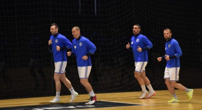 Pripreme Reprezentacije Futsal BiH