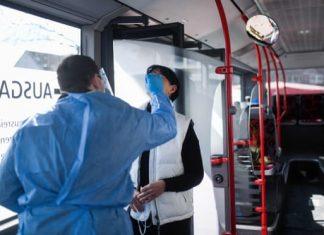 Testiranje Bus Njemačka