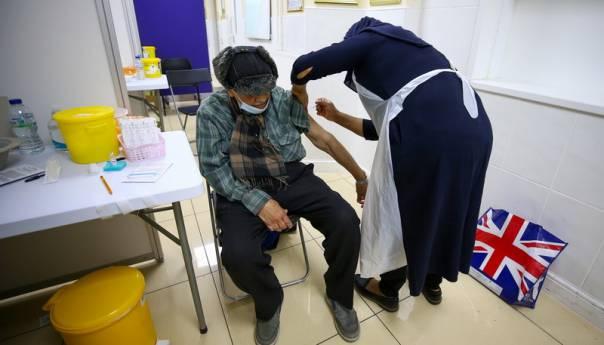 Velika Britanija Vakcinisala Vise Od 600 000 Ljudi U Jednom Danu Vakcina London 607bd54a2e30a