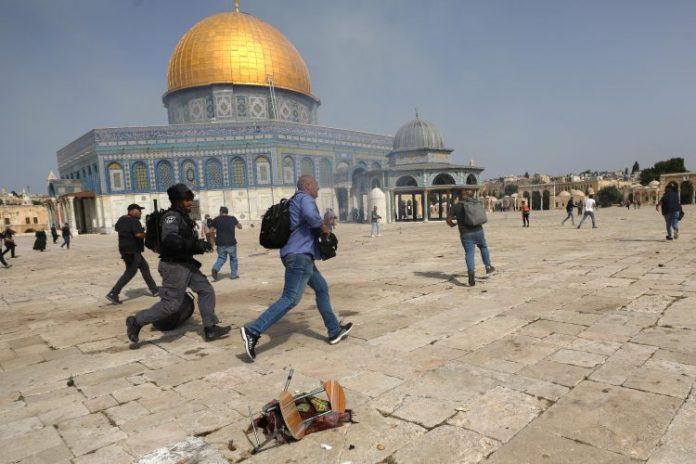 Palestina rat