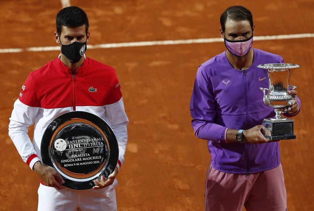 Nadal savladao Đokovića i deseti put u karijeri osvojio ATP turnir u Rimu