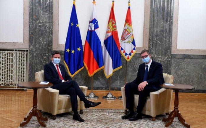 Vučić I Pahor