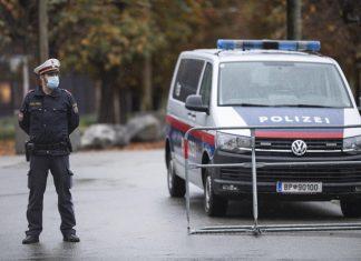 Austrija Policija Sat