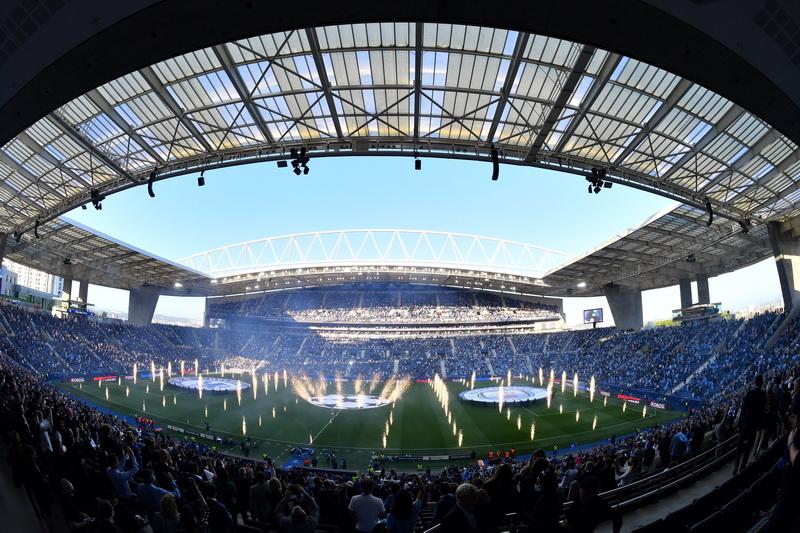 Chelsea Prvak Evrope Stadion