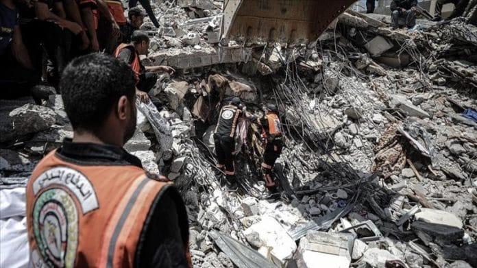 Civilna zaštita Gaze traži pomoć u nabavci spasilačke opreme