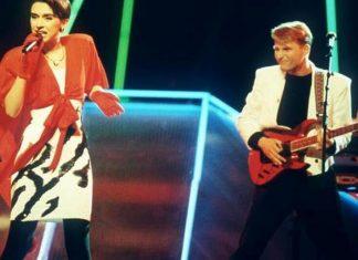 Eurovizija Rock Me Baby Jugoslavija