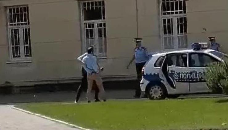 Hapsenje Vukanovica