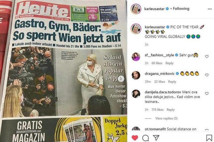 Karleuša Heute Novine