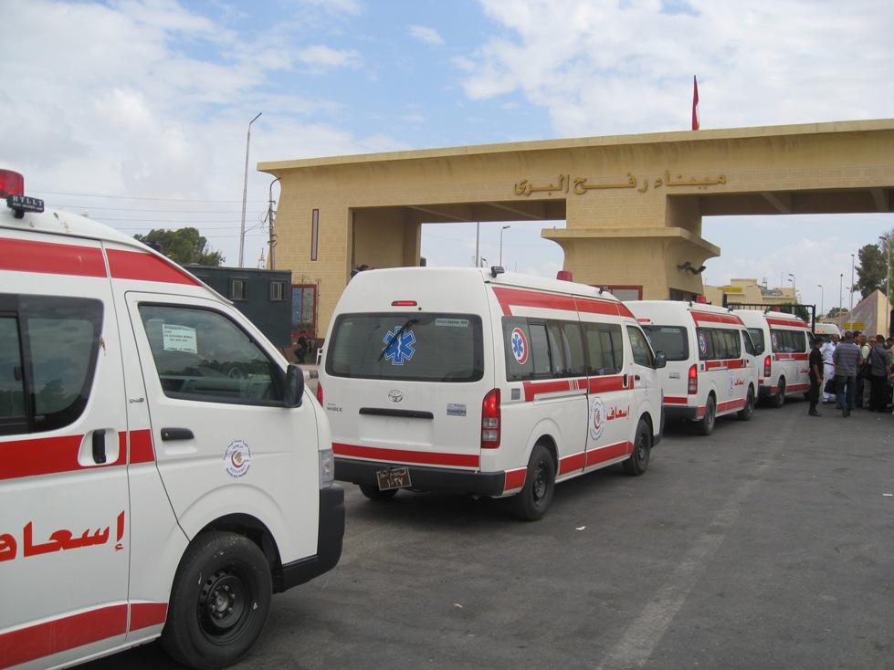 Merhamet Ranije Donirao Sanitetska Vozila Narodu Gaze