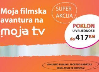 Moja TV AKCIJA