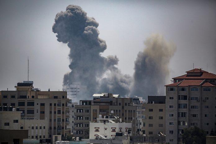 Napadi Gaza
