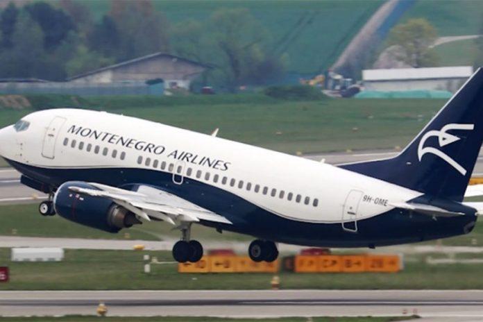Nova Crnogorska Avio Kompanija ToMontenegro – TNTPortal