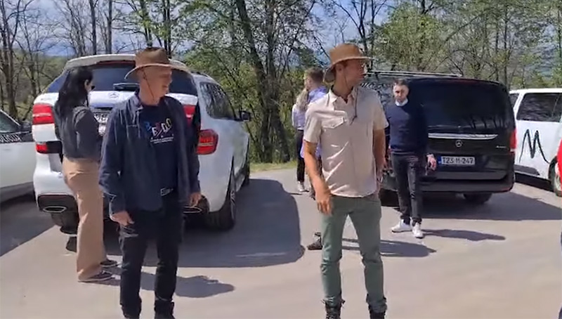 Novak Djokovic Visoko Piramide