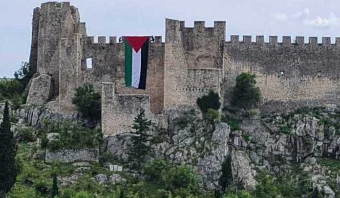 Palestina Zastava