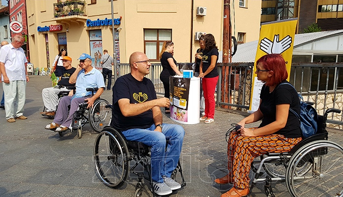Performans Osoba Sa Invaliditetom