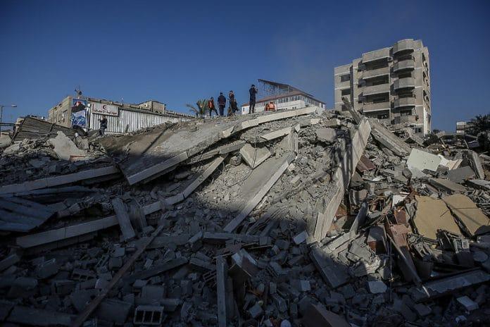 Ruševine Hamas