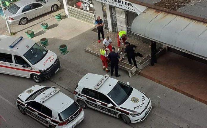 Sarajevo Otoka Policija