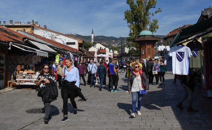 Sarajevo Turisti Sunce 13