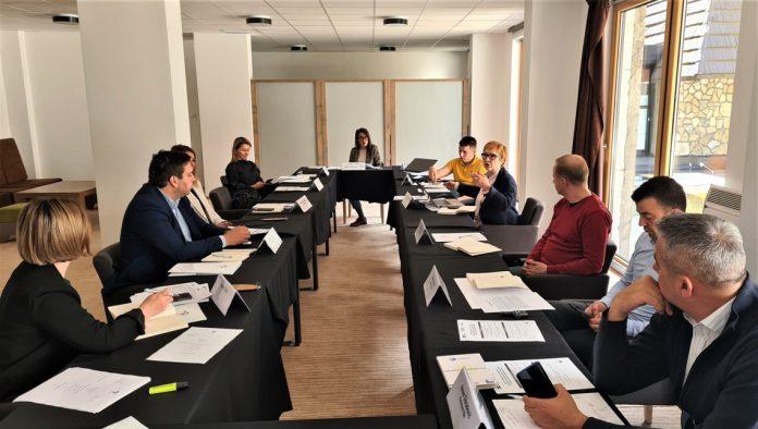 Sastanak entitetskih zastupnika