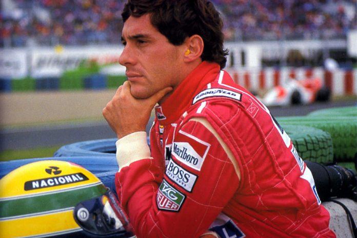 Senna Vozač