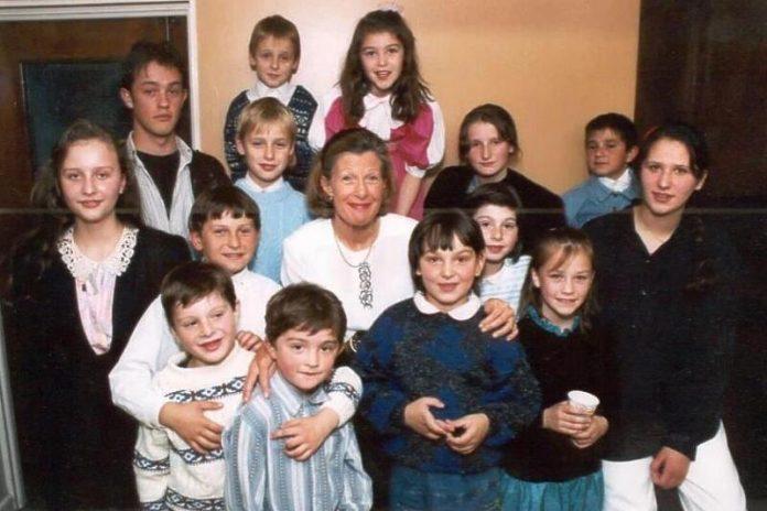 Škotska djeca