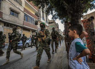 Stupanje Vojska Hamas
