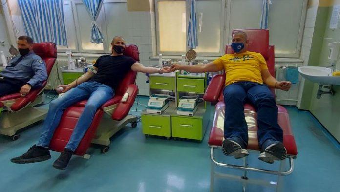 Darivanje Krvi Maj 2021