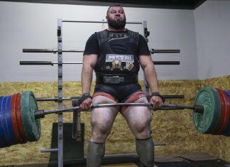 Nedžmin Strongman