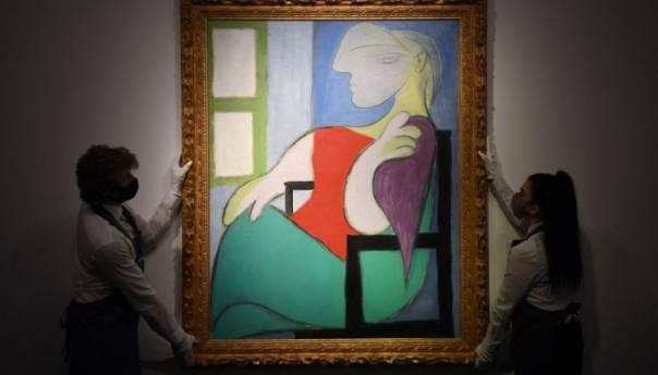 Picassova Slika Prodata Za 103 4 Miliona Dolara Picaso Slika Aukcija 609e20ec09677