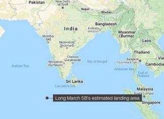 Raketa Indija Kina