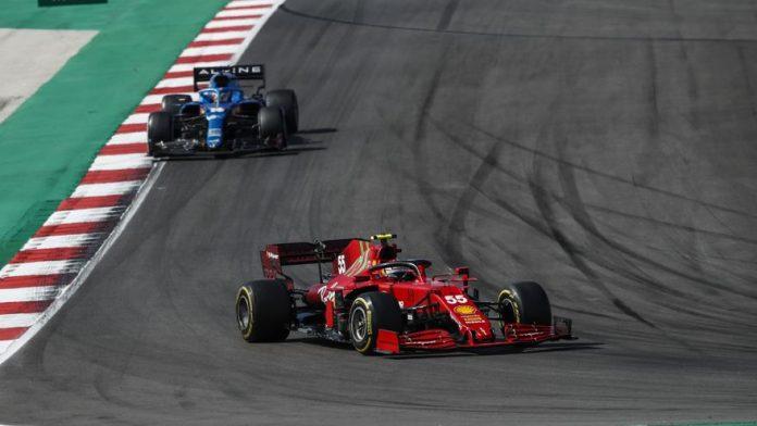 Španija F1