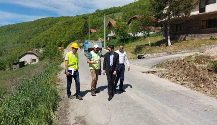 Počela druga faza rekonstrukcije saobraćajnice Zenica-Babino
