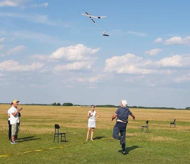 Održano Međunarodno takmičenje aero modelara (FOTO)