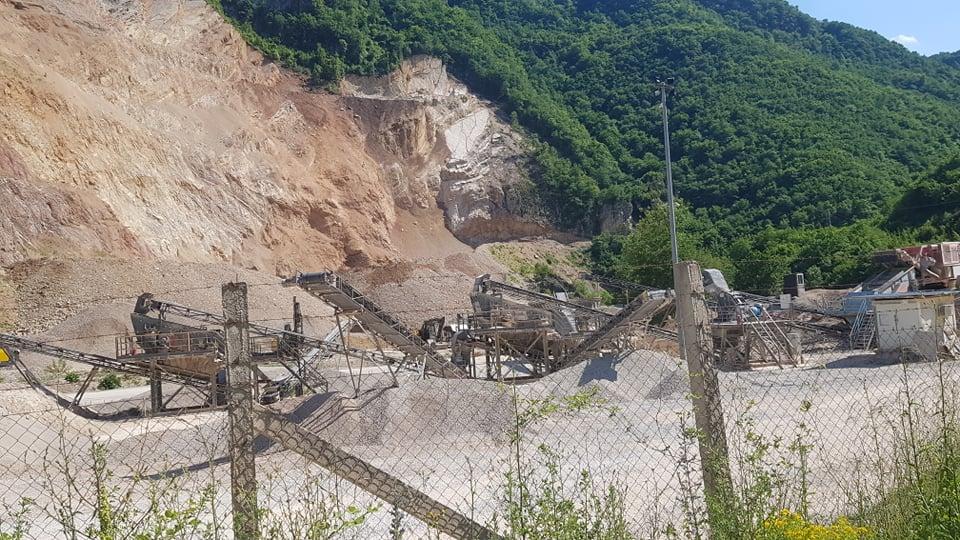Kamenolom projekat ŽGP