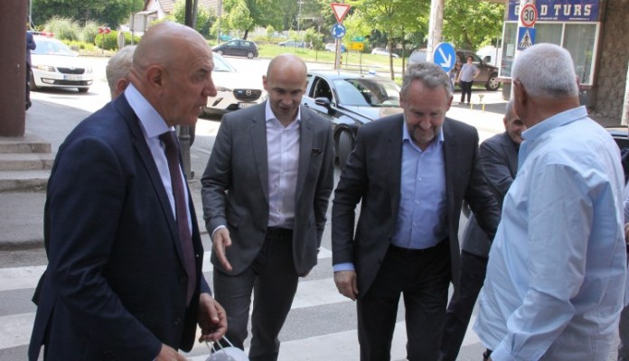 Bakir Izetbegovic I Fadil Novalic