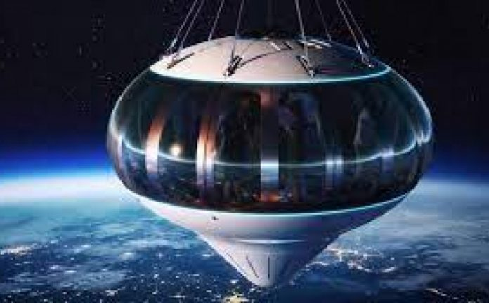 Balon Za Svemir