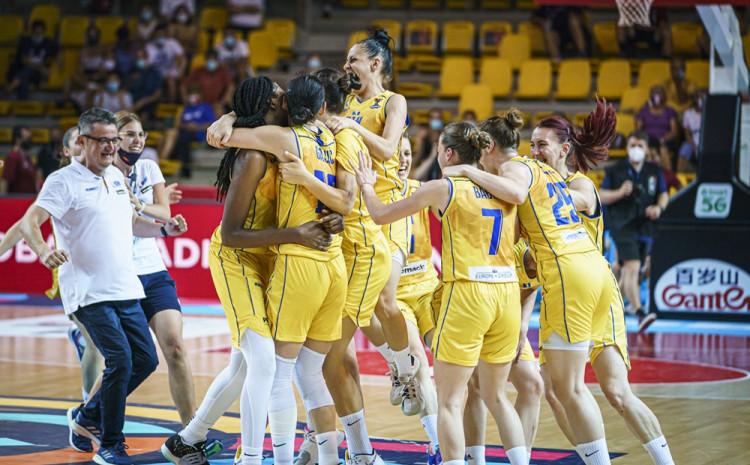 Košarkašice BiH zvanično zauzele peto mjesto na Eurobasketu
