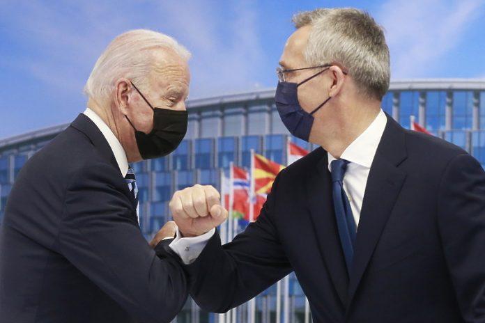 Biden Fotka NATO