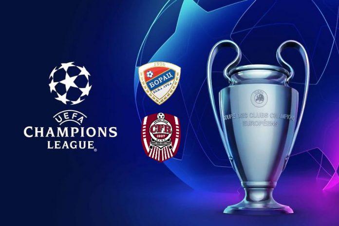 Borac UEFA