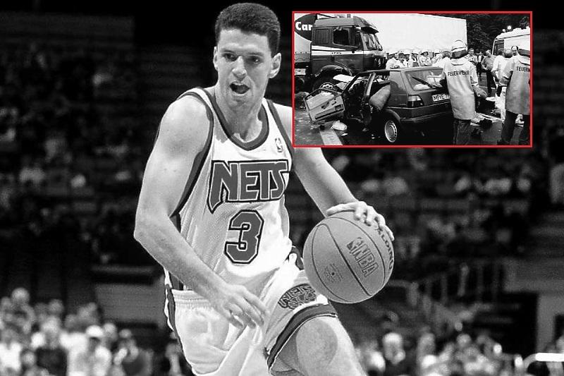 Prije 28 godina nas je napustio Dražen Petrović, ponajbolji evropski košarkaš u historiji