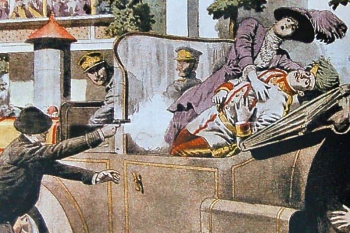 Gavrilo Princip Atentat