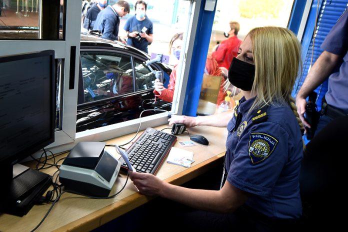 Granična Policija Hrvatska Granica