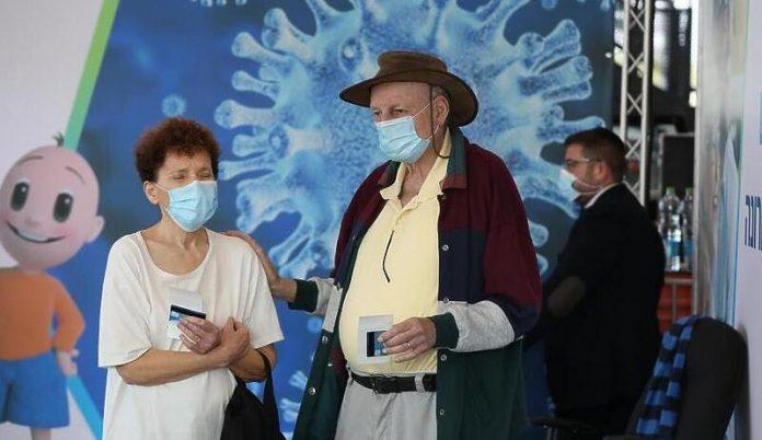 Izrael Koronavirus