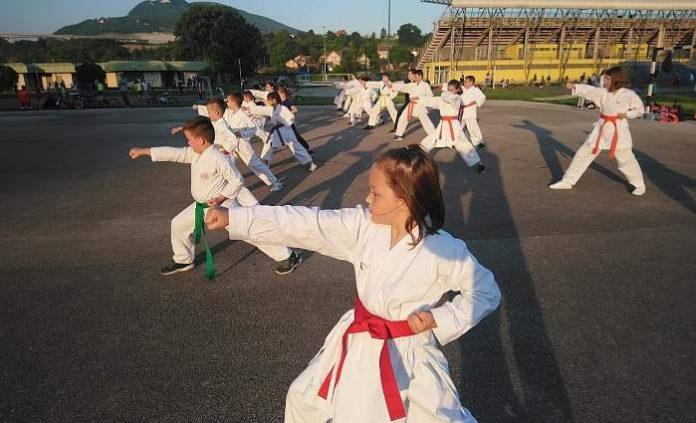 Karate Klub Perfekt Skola Karatea