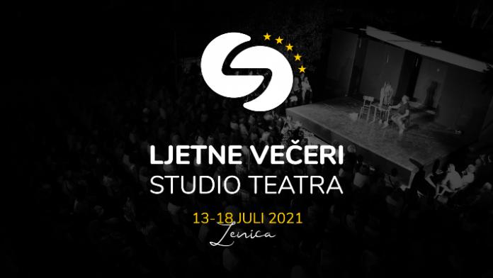 Ljetne Večeri Studio Teatra 2021 Zenica