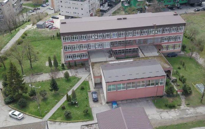 Osnovna škola Mak Dizdar u Zenici