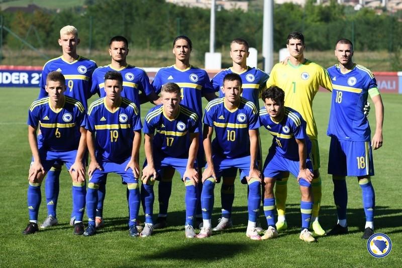 Mlada reprezentacija BiH pobijedila selekciju Katara